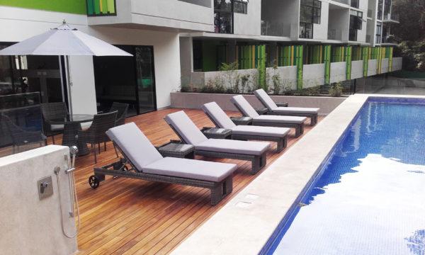Arborea Condominium Custom Made Outdoor Furniture