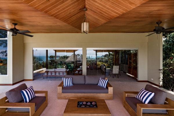 beach house terrace design